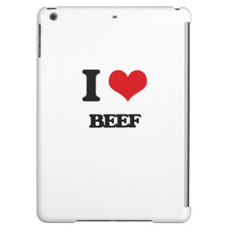 I Love Beef Case For iPad Air