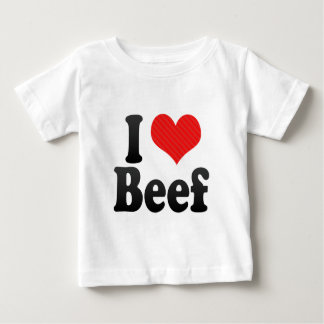 I Love Beef Shirts