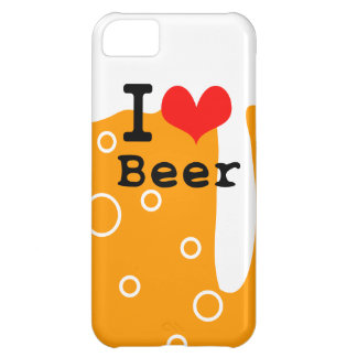 I Love Beer iPhone 5C Cover