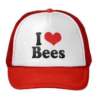 I Love Bees Cap