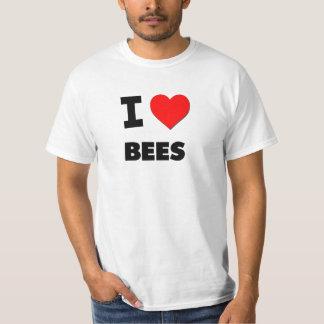 I Love Bees Shirt