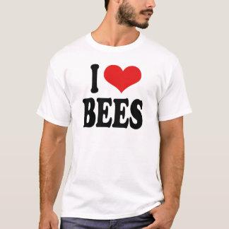 I Love Bees T-Shirt
