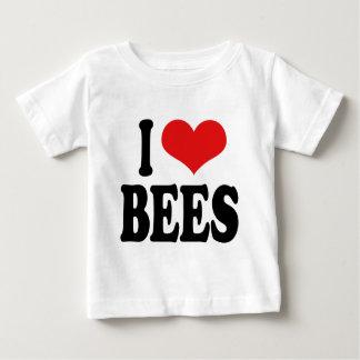 I Love Bees T Shirts