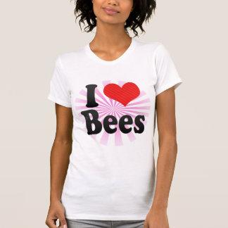 I Love Bees Tshirt