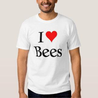 I love bees tshirts