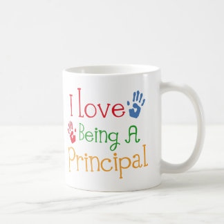 I Love Being A Principal Coffee Mug