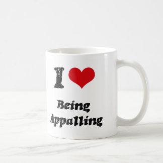 I Love Being Appalling Coffee Mugs