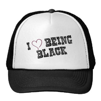 I love being Black Cap