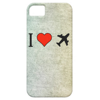 I Love Being In A Plane iPhone 5 Cover