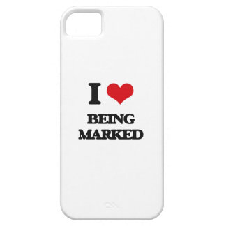 I Love Being Marked iPhone 5 Cover