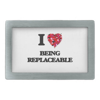 I Love Being Replaceable Belt Buckles