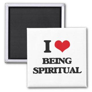 I love Being Spiritual Magnet