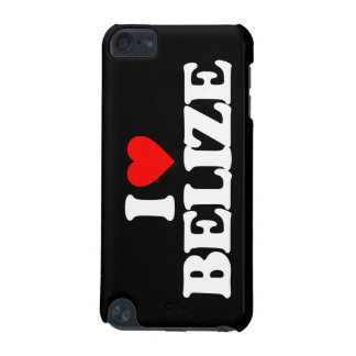 I LOVE BELIZE iPod TOUCH (5TH GENERATION) COVERS