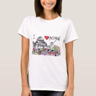 i love beograd1 T-Shirt