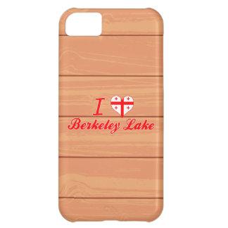I Love Berkeley Lake, Georgia Case For iPhone 5C
