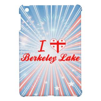 I Love Berkeley Lake Georgia iPad Mini Case