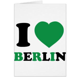 I Love Berlin Cards