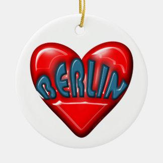 I Love Berlin Ornament