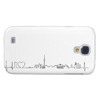 I love Berlin (ecg style) souvenir Galaxy S4 Case