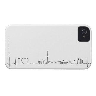 I love Berlin (ecg style) souvenir iPhone 4 Case