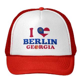 I Love Berlin, Georgia Trucker Hat
