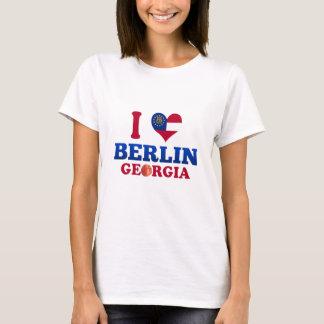 I Love Berlin, Georgia T-Shirt