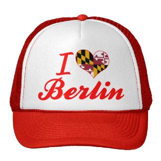 I Love Berlin, Maryland Trucker Hat