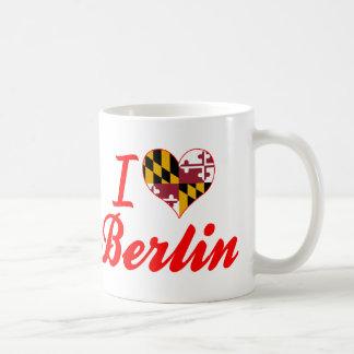 I Love Berlin, Maryland Mugs