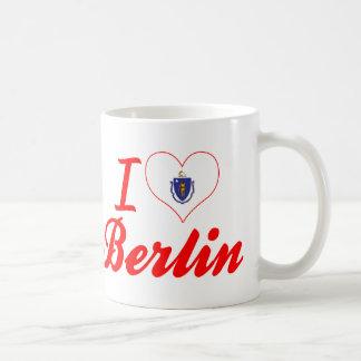 I Love Berlin, Massachusetts Mug