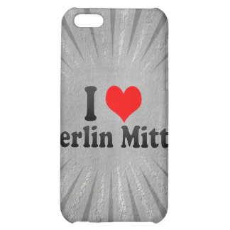 I Love Berlin Mitte, Germany iPhone 5C Cover