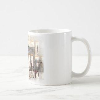 I love Berlin Basic White Mug