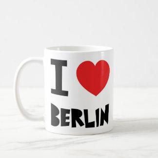 I love Berlin Coffee Mugs