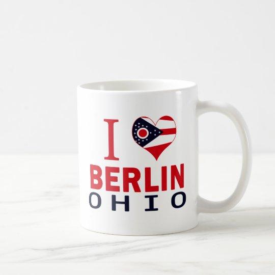 I love Berlin, Ohio Coffee Mug