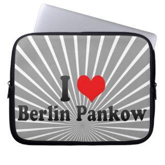 I Love Berlin Pankow, Germany Computer Sleeve