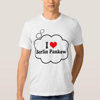 I Love Berlin Pankow, Germany T-shirt