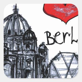 I love Berlin Sticker