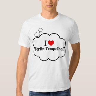 I Love Berlin Tempelhof, Germany T-shirts