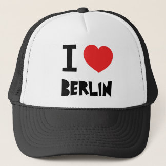 I love Berlin Trucker Hat