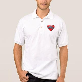I Love Berlin Polo Shirts