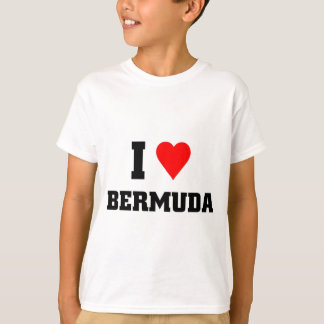 I love Bermuda T-Shirt