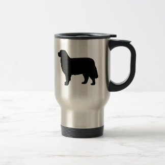 I Love Bernese Mountain Dogs Travel Mug