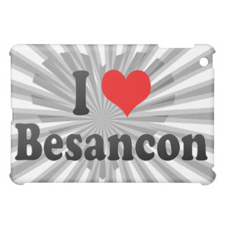 I Love Besancon France Case For The iPad Mini
