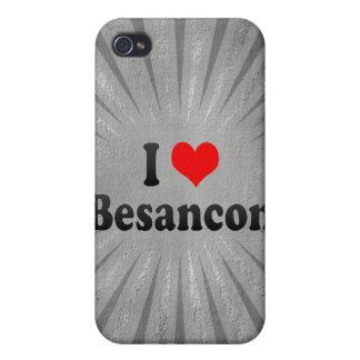 I Love Besancon, France iPhone 4/4S Case