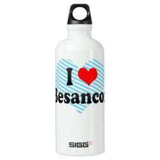 I Love Besancon, France SIGG Traveller 0.6L Water Bottle