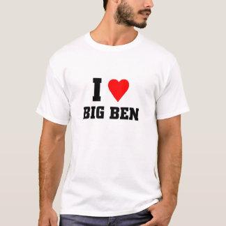 I love big Ben T-Shirt