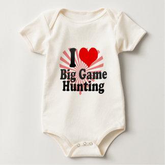 I love Big Game Hunting Bodysuit
