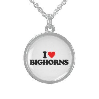 I LOVE BIGHORNS JEWELRY