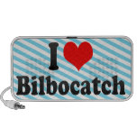 I love Bilbocatch iPhone Speaker