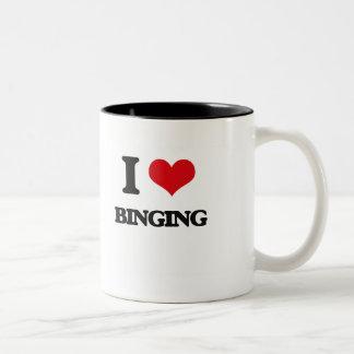 I Love Binging Mugs