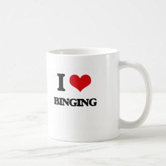 I Love Binging Mug